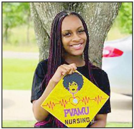 Hearne graduate displays resilience throughout the years